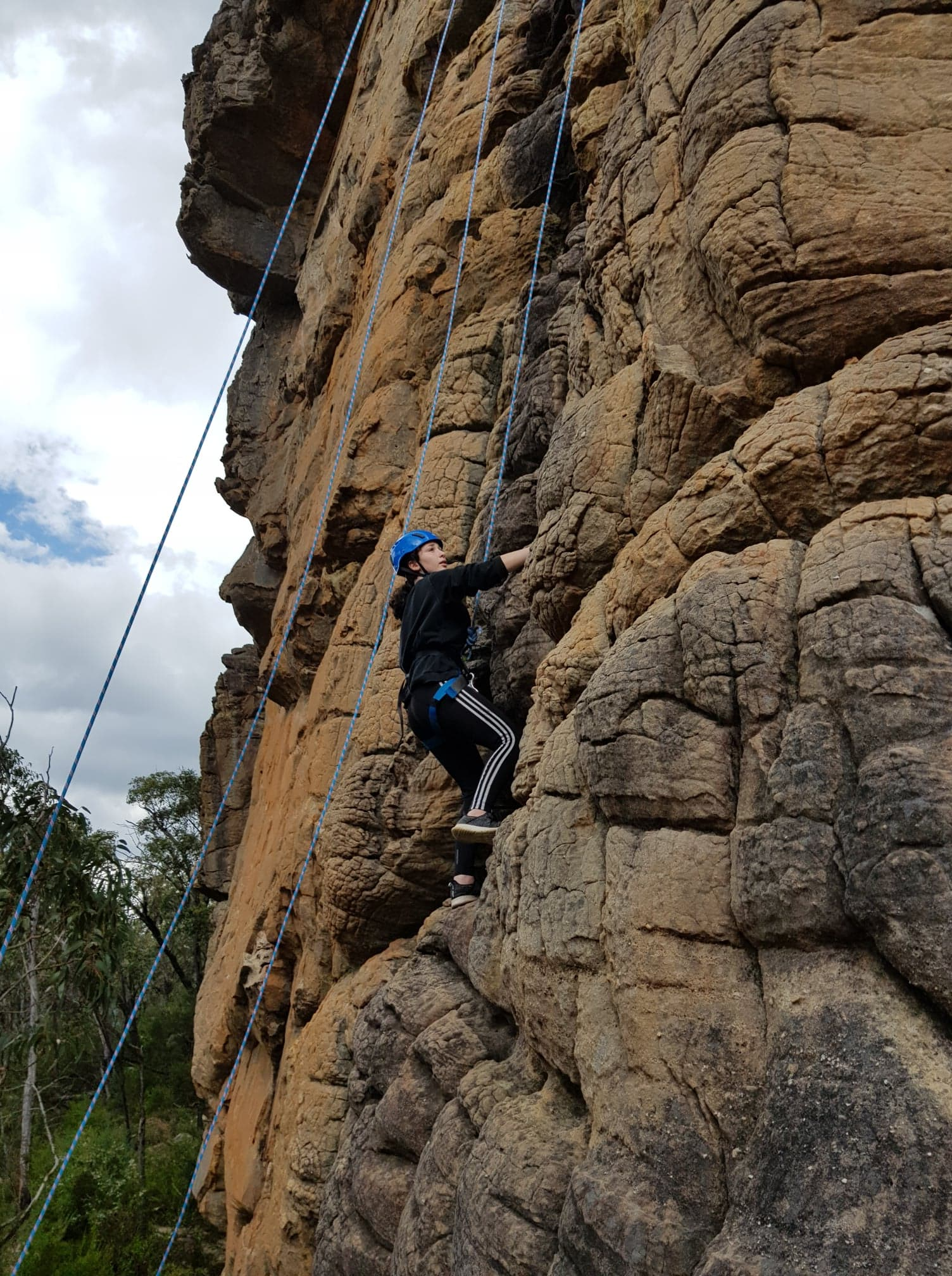 Year 9 Outdoor Ed Camp